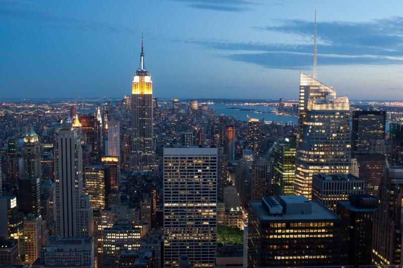 New-York-City-bei-Nachtt