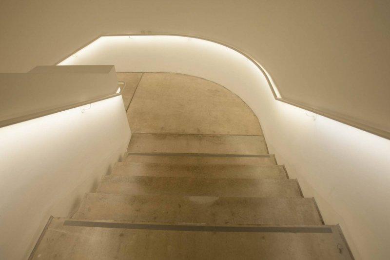 Treppe in Stuttgart